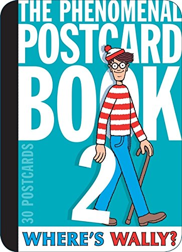 Handford, M: Where's Wally? The Phenomenal Postcard Book Two