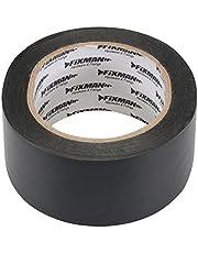 Fixman 192221 isolatietape 50 mm x 33 m, zwart