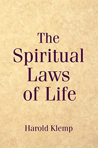 The Spiritual Laws of Life