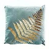 Sgabello Elegante in Velluto 36 x 40 x 36 cm Colore a Scelta Stile Moderno Dunkelgrau Gold Invicta Interior Chesterfield