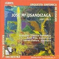 Usandizaga:Orchestral Works