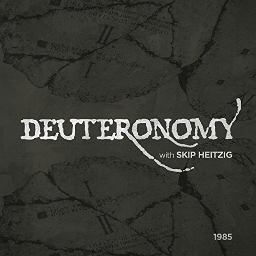 05 Deuteronomy - Topical - 1985 audiobook cover art