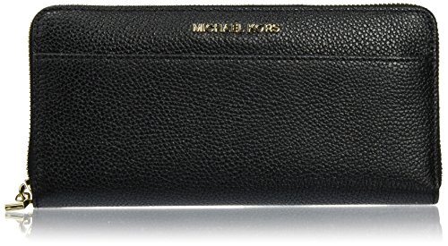 Michael Kors Damen Mercer Handtasche, Schwarz (Black), 3x11x22 cm (W x H x L)