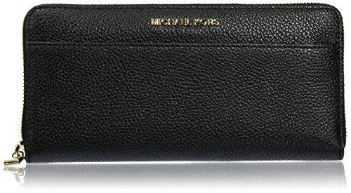 Michael Kors Damen Mercer Tornistertasche, Schwarz (Black), 3x11x22 cm