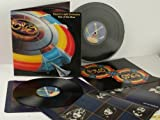 ELECTRIC LIGHT ORCHESTRA, Out of the blue With space ship insert and poster. ...
