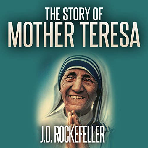 The Story of Mother Teresa audiobook cover art
