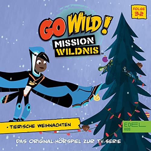Tierische Weihnachten - 1 und 2. Das Original-Hörspiel zur TV-Serie Titelbild