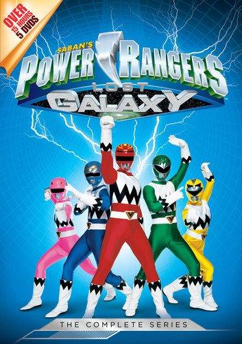 power rangers lost galaxy on dvd - 1