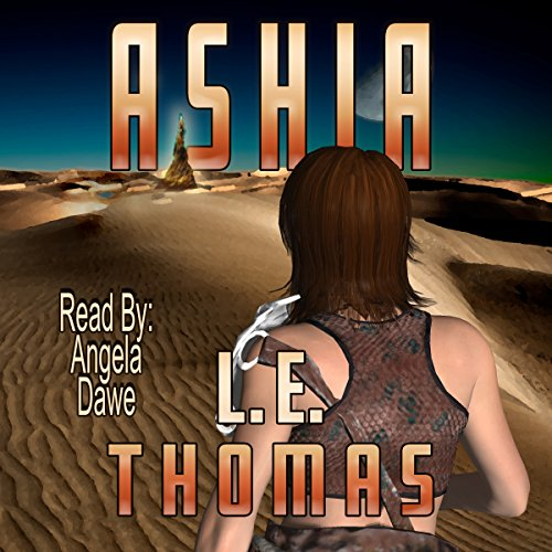 Ashia audiobook cover art