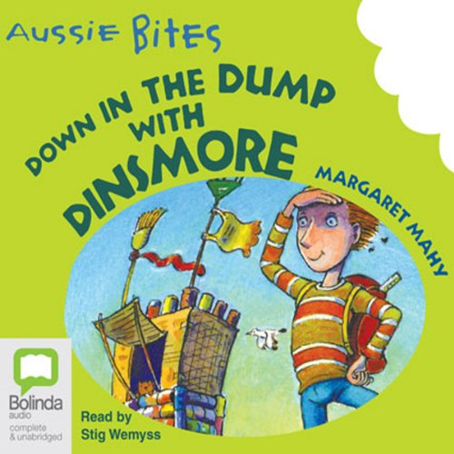 Down in the Dump with Dinsmore: Aussie Bites cover art