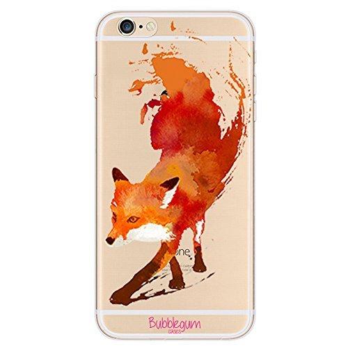 Bubblegum para iPhone Modelos Mini Animales Caso Collection–TPU Funda Soft Gel Artistic Carcasa, compatible con Apple iPhone 4/Apple iPhone 5/Apple iPhone 5 & 5S