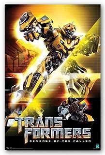 Transformer 2 Revenge of The Fallen Bumblebee Poster Poster Print, 22x34 Poster Print, 22x34 Poster Print, 22x34