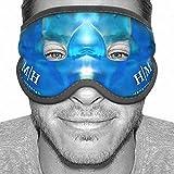 Máscara gel para desinflamar el rostro, para calmar los ojos cansados, las migrañas y ojeras.