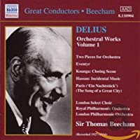 Orchestral Works-Vol. 1