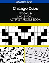 Chicago Cubs Sudoku and Crossword Activity Puzzle Book