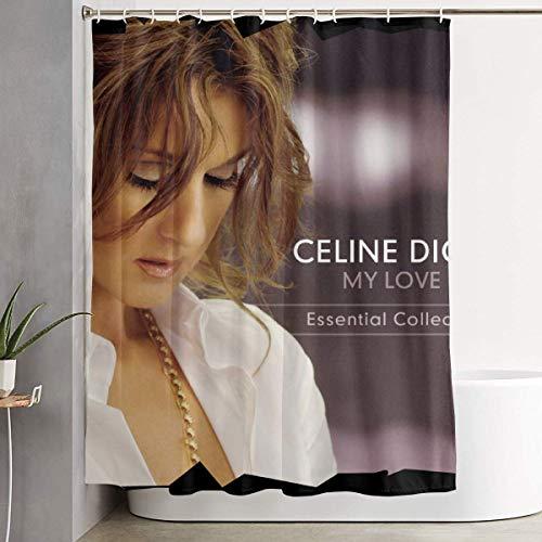 Le rideau de douche Céline Dion My Love
