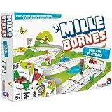 Dujardin Jeux -  Mille Bornes - Le Grand Classique Plateau