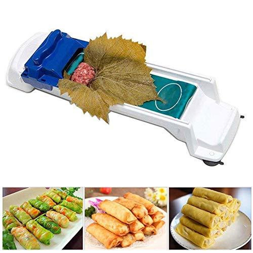 Magic Vegetable Meat Roller - Sushi Rolling Tool Roller Magic Sushi Roller Stuffed Grape Cabbage Leave Grape Leaf Machine