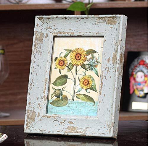 Family Fotoalbum, fotolijst voor foto's, 10 inch, antiek oppervlak, lijst voor foto's, desktops, kunst, ornamenten, fotolijst voor foto, retro, familiealbum, standaard voor paren
