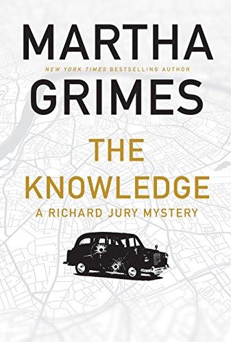 Image of The Knowledge: A Richard Jury Mystery (Richard Jury Mystery, 24)