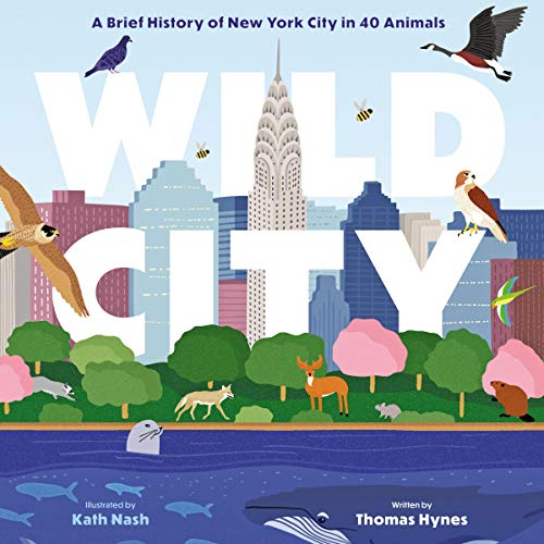 Wild City audiobook cover art