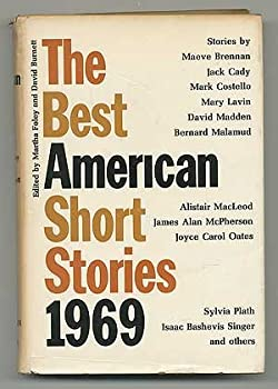 Best American Short Stories: 1969 9997371585 Book Cover