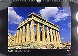 Griechenland 2020 - Black Edition - Timokrates Kalender, Wandkalender, Bildkalender - DIN A4 (ca. 30 x 21 cm)