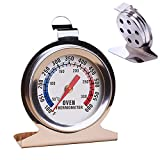 Best Oven Thermometers - Kitchen Oven Thermometer Stainless Steel Cooking Thermometer Oven Review