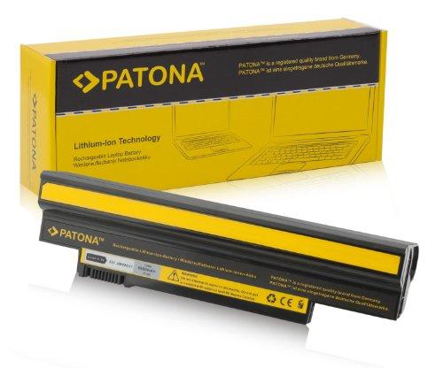 PATONA laptop batterij voor Acer Aspire One 532   532h-21b   532h-21r   532h-21s   532h-2223   532h-2226   532h-2730   532h-2964   532h-2Db   532h-2Dr   532h-2Ds   532h-2067   532h-21h-21h-21h-21h-21h-21h-21h b   532h-21r   532h-21s   532h-2206   532h-2223   532h-2268   532h-2288   532h-2298   533 en meer... - [Li-ion; 6600mAh; zwart]