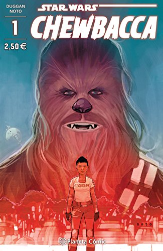 Star Wars Chewbacca nº 01/05 (Star Wars: Cómics Grapa Marvel)