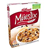 Kellogg's Mueslix, Breakfast Cereal, Original, Good Source of Fiber, 16.2oz Box