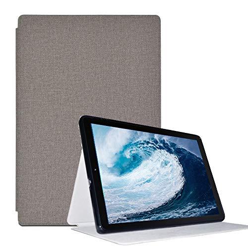 RLTech Hülle für ALLDOCUBE iPlay 20, Ultra Schlank Schutzhülle Etui mit Standfunktion Smart Hülle Cover für ALLDOCUBE iPlay 20 10,1 Zoll (Grau)