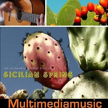 An Acoustic Guitar Trip In a Sicilian Spring