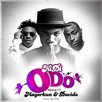 Odo Remix (feat. Mayorkun & Davido)