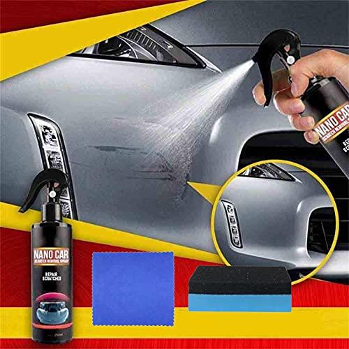 Car Scratch Repair Nano Spray, Deep Scratch Remover Car, Car Scratch...