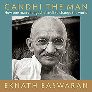 Gandhi the Man cover art