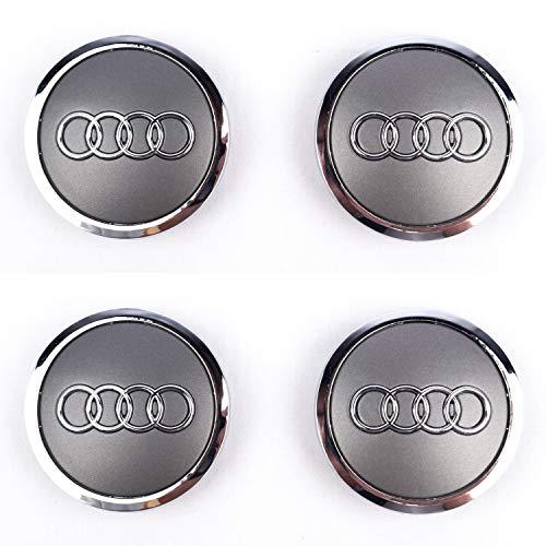 tapas llantas ruedas  wheel center caps 4 METAL STICKERS 4 CAPS FIAT 15