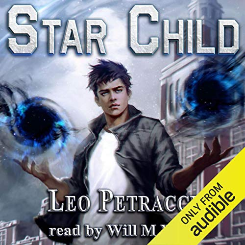 Page de couverture de Star Child