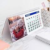 Calendario 2021 sobremesa personalizado con fotos (13x21cm)
