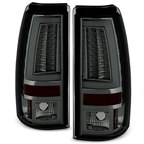 04 chevy truck tail lights - 2