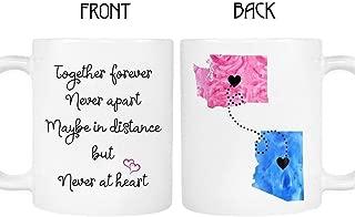 Best long distance friendship mugs Reviews