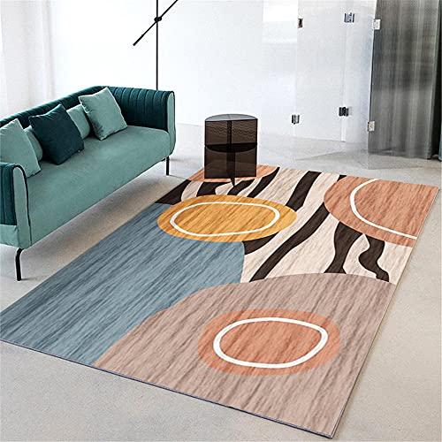 alfombras Baratas Alfombra Azul, Lavado de Agua Matera de Silla de Oficina...