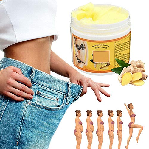 2Pack Ginger Burning Fat, Anti-cellulite Full Body Slimming Cream Gel Weight Loss 300g