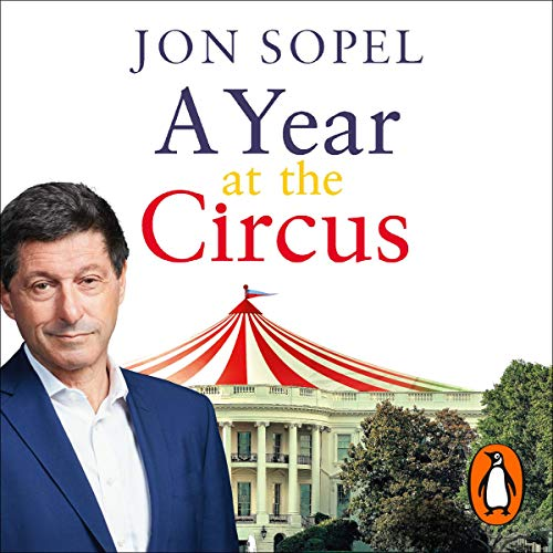 A Year at the Circus audiobook cover art