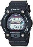 Casio Men's G-Shock Quartz Watch with Resin Strap, Black, 30 (Model: GW7900-1)