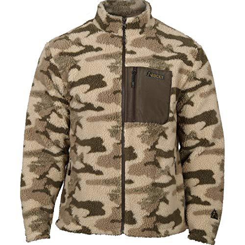 Rocky ProHunter Berber Camo Jacket Size XX-Large(RVW)