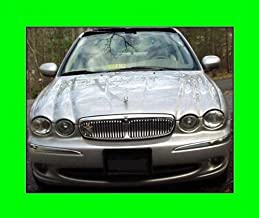 jaguar x type chrome grill