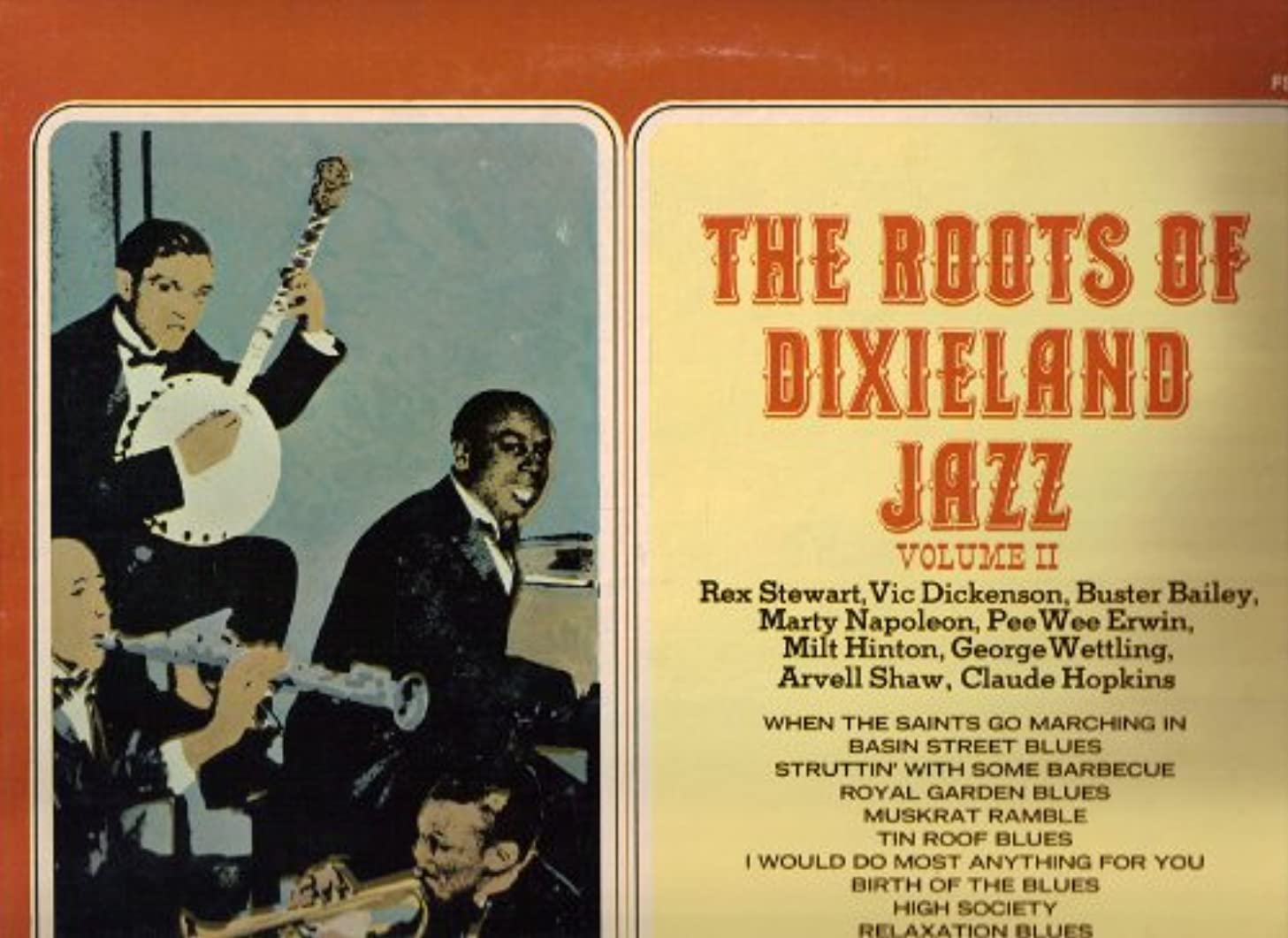 The Roots of Dixieland Jazz Vol. II