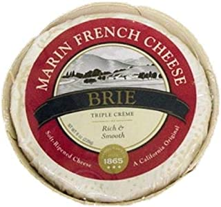 Triple Creme Brie by Marin French (3 pack)