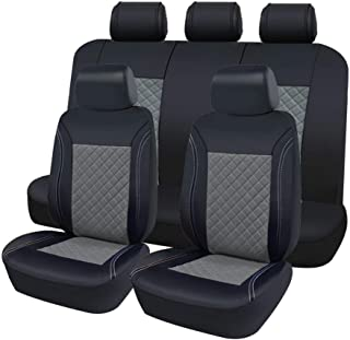 Universal pu Leather car seat Auto Interior Accessories car seat Covers Luxury Models for car Mitsubishi Lancer 10 Mazda cx3